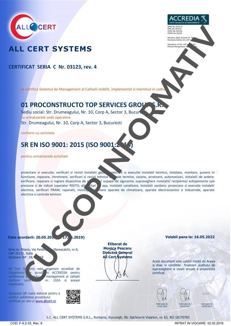 Autorizare ISO